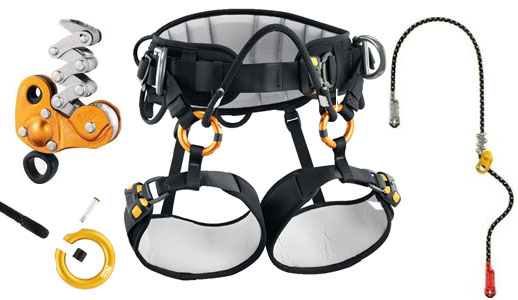 Petzl Arb Equipment