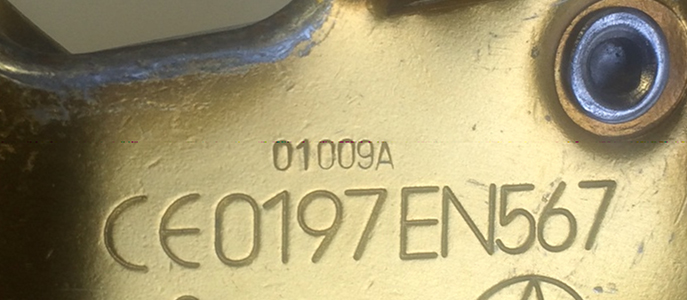 6 Digit Petzl Serial Number