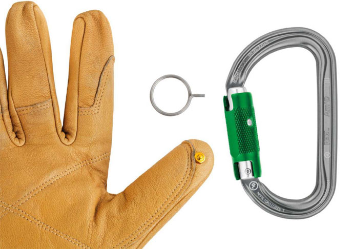 Petzl Pin Lock Karabiner
