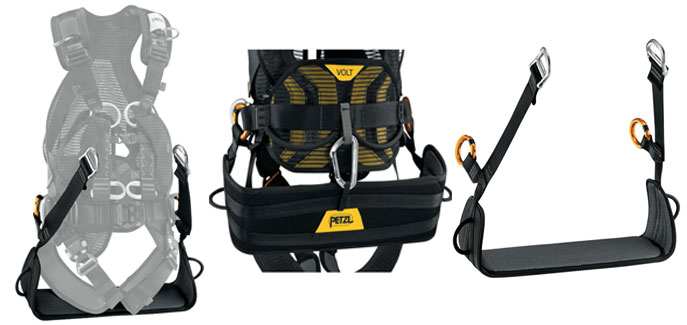 Petzl-Volt-Wind-Harness-Seat