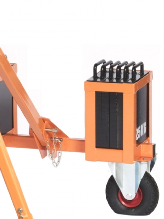 SAS A-Frame Deadweight Anchor weight box
