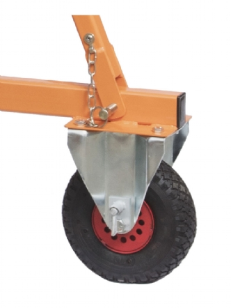 SAS A-Frame Deadweight Anchor pneumatic wheel