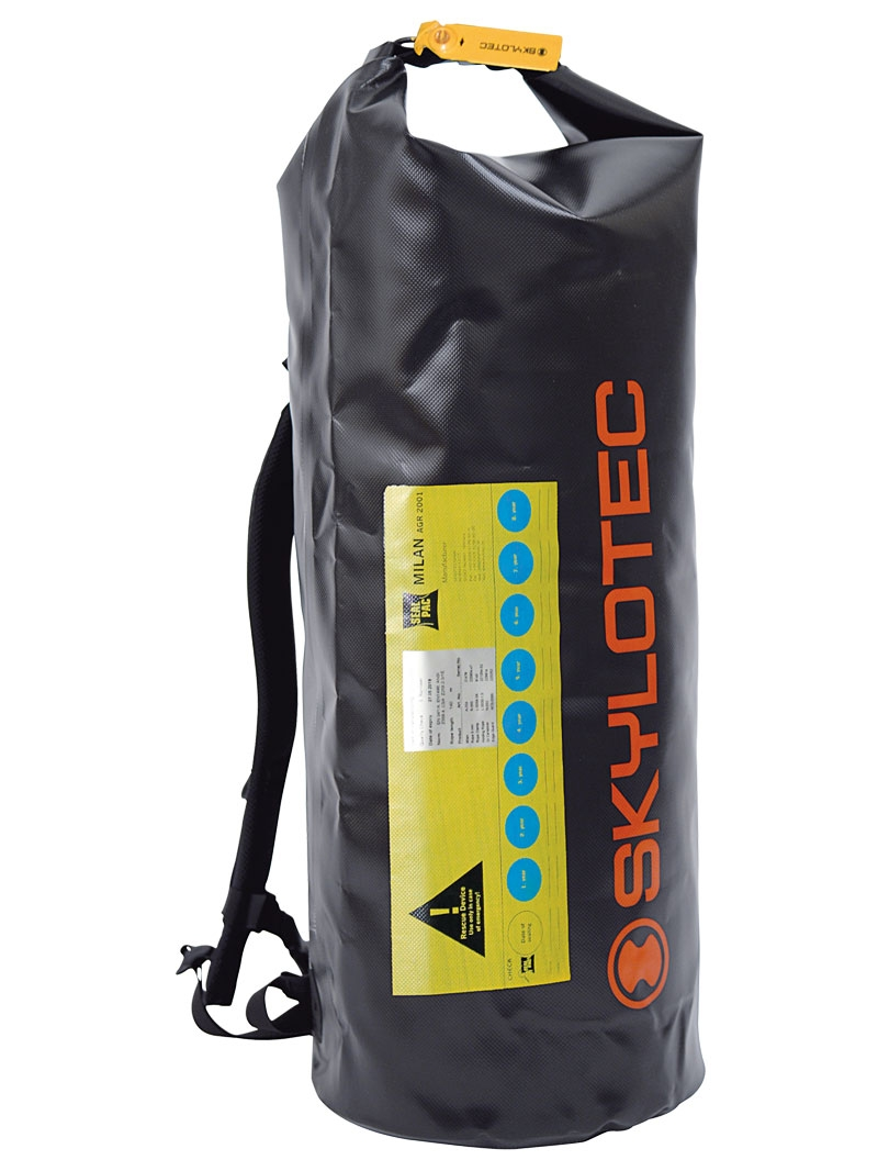 Front view of Skylotec Seal Pack Light To Go (SET-SEAL-PAC-LITG-L)