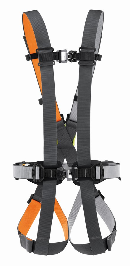 Petzl Swan Easyfit harness - rear view